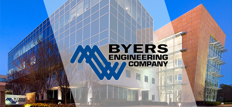 Byers Engineering logo